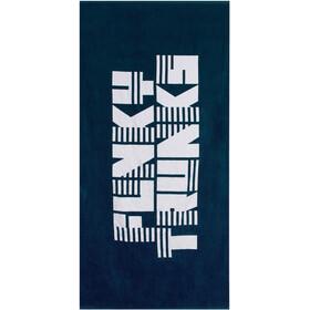 Funky Trunks Towel, niebieski